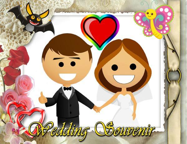 upominki ślubne