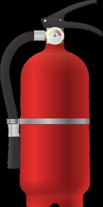 podręczny sprzęt gaśniczy