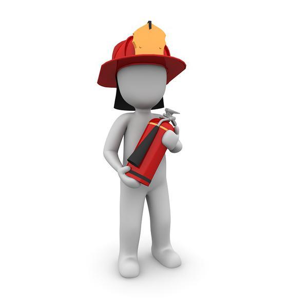 skuteczny sprzęt przeciwpożarowy