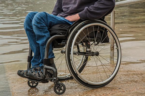wózki inwalidzkie łódź