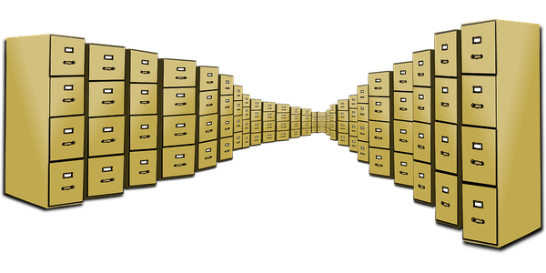 solidne szafy na dokumenty